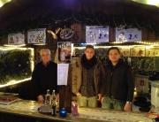 Sebastian Greiber Stand Weihnachtsmarkt Wadgassen