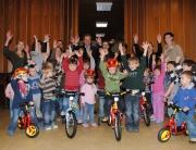 Fahrräder für den Kindergarten Wadgassen
