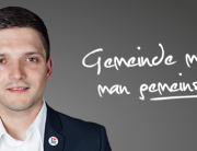 Sebastian Greiber: Gemeinde macht man gemeinsam!