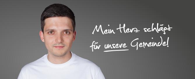 Sebastian Greiber: Mein Herz schlägt für Wadgassen
