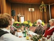 Sebastian Greiber beim Familienmittag des Obst- und Gartenbauverein Wadgassen