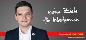 Sebastian Greiber: 10 Punkte für die Gemeinde Wadgassen