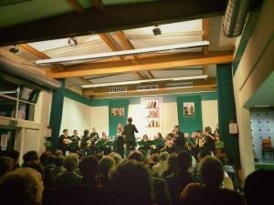 Sebastian Greiber besuchte das Konzert des Zupforchester Friedrichweiler