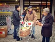 Erfolgreicher Informand in Differten: Sebastian Greiber freut sich über die positive Resonanz