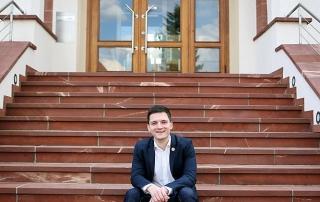 Bürgermeister Sebastian Greiber