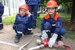Jahresübung der Jugendfeuerwehr der Gemeinde Wadgassen