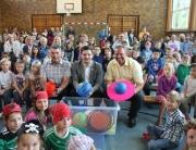 Einschulung 2014 in der Abteischule Wadgassen
