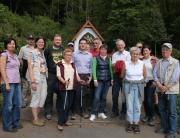 Wanderspass auf 9 Kilometern: Der Werbelner Geschichten Weg
