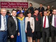 800 Jahre Werbeln - Drei Tage in Feierlaune