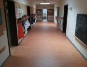Neuer Boden im Kindergarten Differten