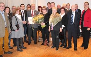 Bundesverdienstkreuz für Horst Laudwein