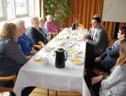 Gespräch mit dem Heimbeirat im Altenheim St. Hildegard Hostenbach