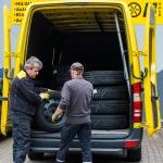Unternehmenstour Wadgassen - Autohaus Lorson-Vergoelst. Foto: Rolf Ruppenthal/ 5. Okt. 2015