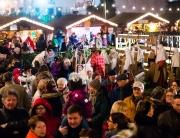 Weihnachtsmarkt Wadgassen Foto: Rolf Ruppenthal/ 27. Nov. 2015