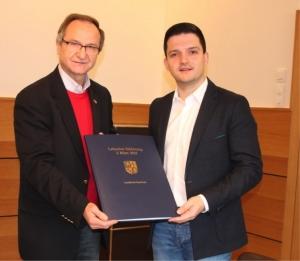 Die Lebacher Erklärung macht zum Jahresende Station in Wadgassen