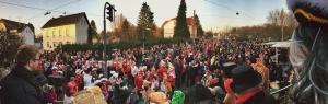 Zusammen mehr erreichen: Gelungene Premiere des gemeinsamen Rathaussturm
