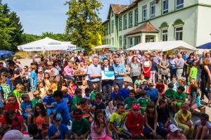 Der Anbau an der Abteischule Wadgassen wurde feierlich eingeweiht