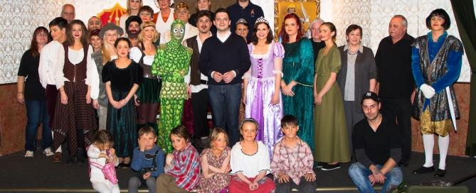 Das Weihnachtsmärchen der Laienspielschar Schaffhausen: Rapunzel