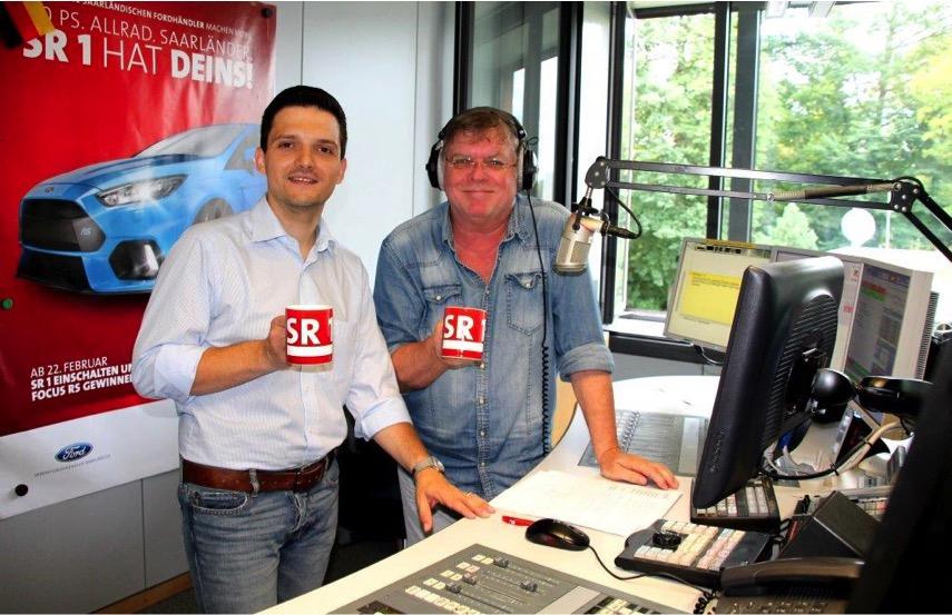 SR 1 Abendrot 4.7.2016: Wadgassen - Gelebte deutsch-französische Freundschaft