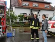 """Feuerwehreinsatz Tief """"Friederike"""""""