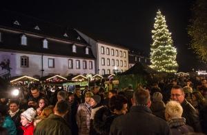 Weihnachtsmarkt Wadgassen. Foto: Rolf Ruppenthal/ 25.+26. Nov. 2016