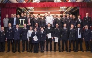 Neujahrsempfang der Freiwilligen Feuerwehr