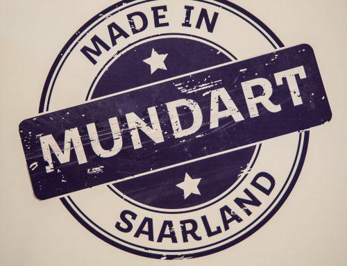 """Eröffnung der Ausstellung """"Mundart – made im Saarland"""""""
