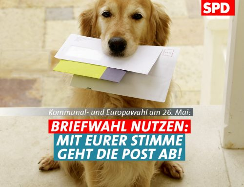 Briefwahl in Wadgassen