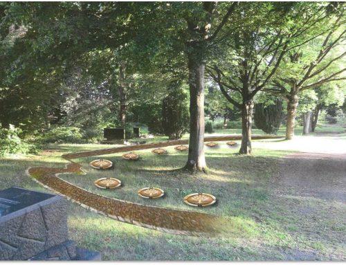 Friedhöfe in Wadgassen werden schöner: Die Arbeiten beginnen