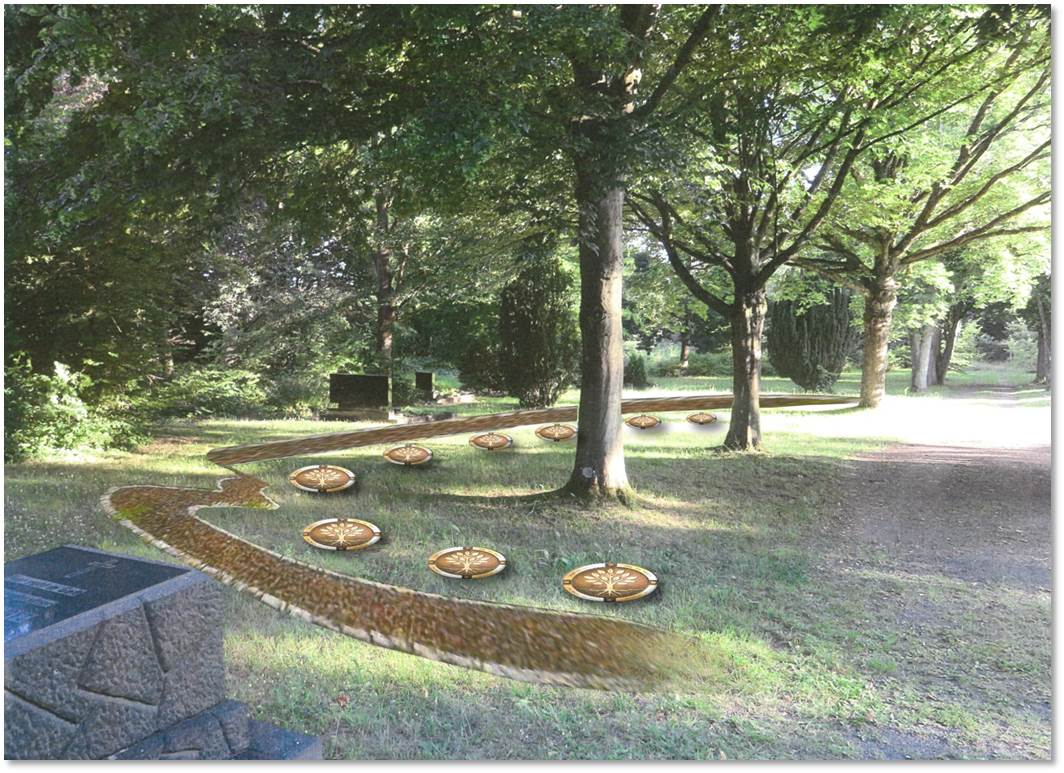 Neu in Wadgassen: Baumgräber auf dem Spurker Friedhof