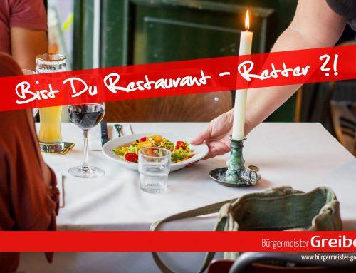 Restaurant-Retter gesucht! Gemeinde Wadgassen unterstützt Mittagstisch für Mitarbeiter